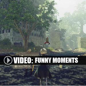 Nier Automata Funny Moments