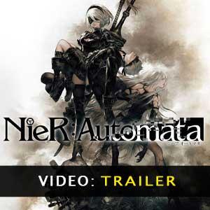 Nier Automata Video del Trailer