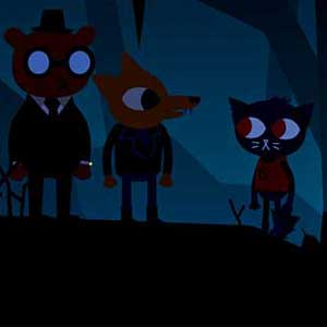 Mae and friends