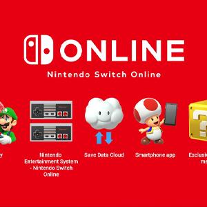 Nintendo Switch Online Características