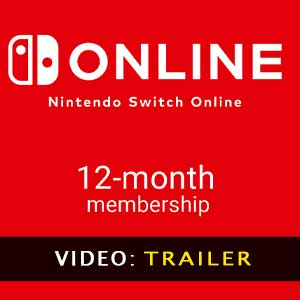 Nintendo Switch Online 12 Months Nintendo Switch Compare Prices