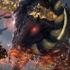 Nioh 2 The Complete Edition toro gigante