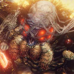 Nioh 2 The Complete Edition araña gigante
