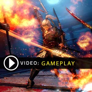 Nioh PS4 Gameplay Video