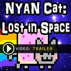 Comprar Nyan Cat Lost in Space CD Key Comparar Precios