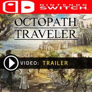 Comprar OCTOPATH TRAVELER Nintendo Switch Barato comparar precios