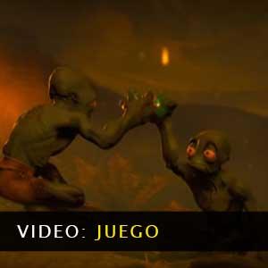 Oddworld Soulstorm Vídeo del juego