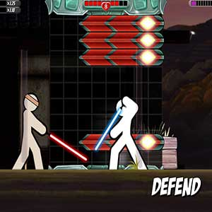 One Finger Death Punch 2 Defender