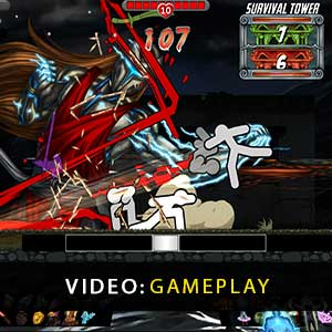 One Finger Death Punch 2 Video del Juego