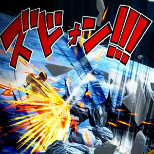 One Piece Burning Blood Sengoku Grand Impact