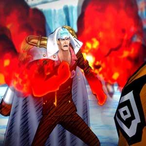 One Piece Burning Blood Akainu Paramount War