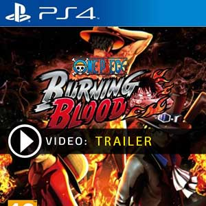 One Piece Burning Blood PS4 Precios Digitales o Edición Física