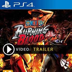 One Piece Burning Blood PS4 Precios Digitales o Edición Física