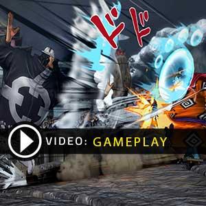 One Piece Burning Blood Gameplay Video