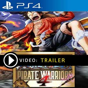 One Piece Pirate Warriors 4 PS4 Prices Digital or Box Edition