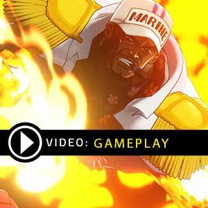One Piece World Seeker Gameplay Video