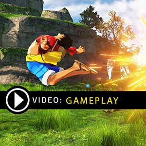 One Piece World Seeker Xbox One Gameplay Video