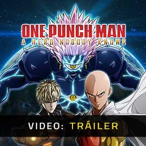 One Punch Man A Hero Nobody Knows Video dela campaña