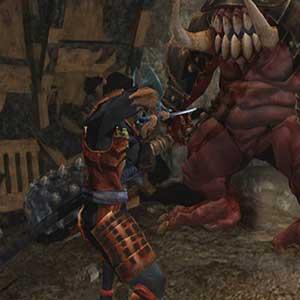 sword-based gameplay