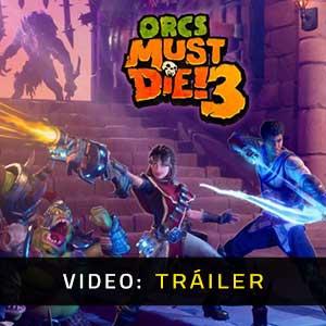 Orcs Must Die 3 Tráiler En Vídeo