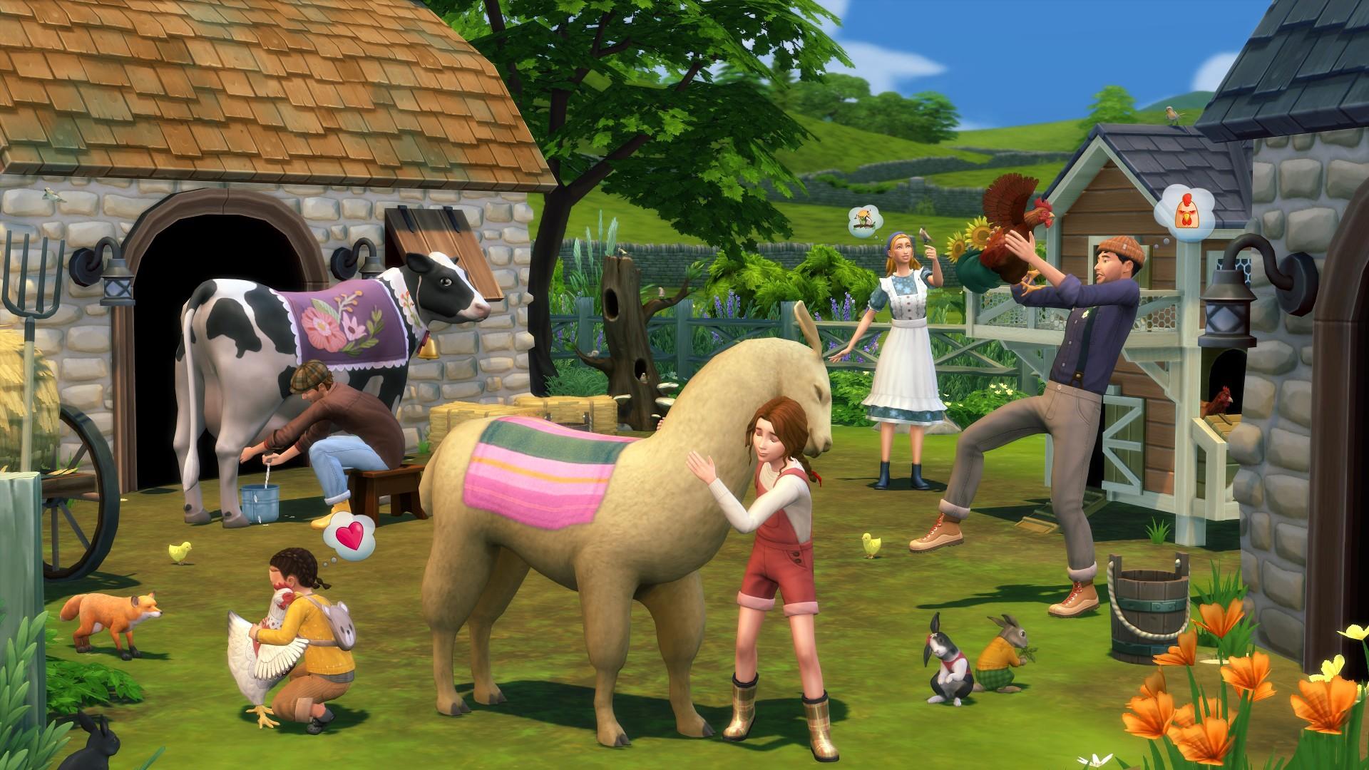 Los Sims 4: Cottage Living al mejor precio