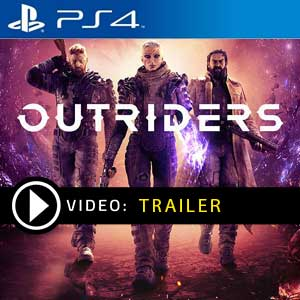 Outriders PS4 Prices Digital or Box Edition