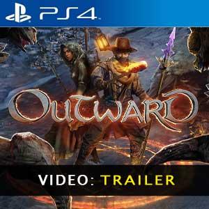 Outward PS4 Video dela Campaña
