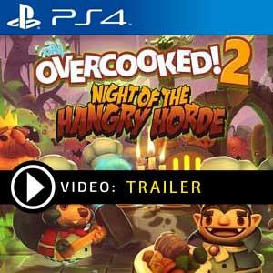 Comprar Overcooked 2 Night of the Hangry Horde Ps4 Barato Comparar Precios