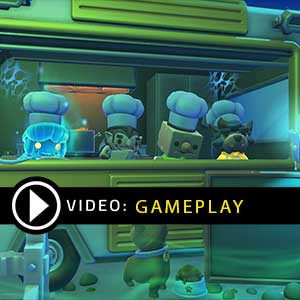 Overcooked 2 Night of the Hangry Horde Gameplay Video