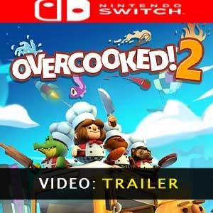 Overcooked 2 Nintendo Switch Vídeo Del Tráiler