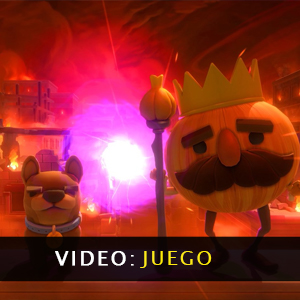 Overcooked All You Can Eat vídeo de juego