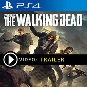 Comprar Overkill's The Walking Dead PS4 Barato Comparar Precios