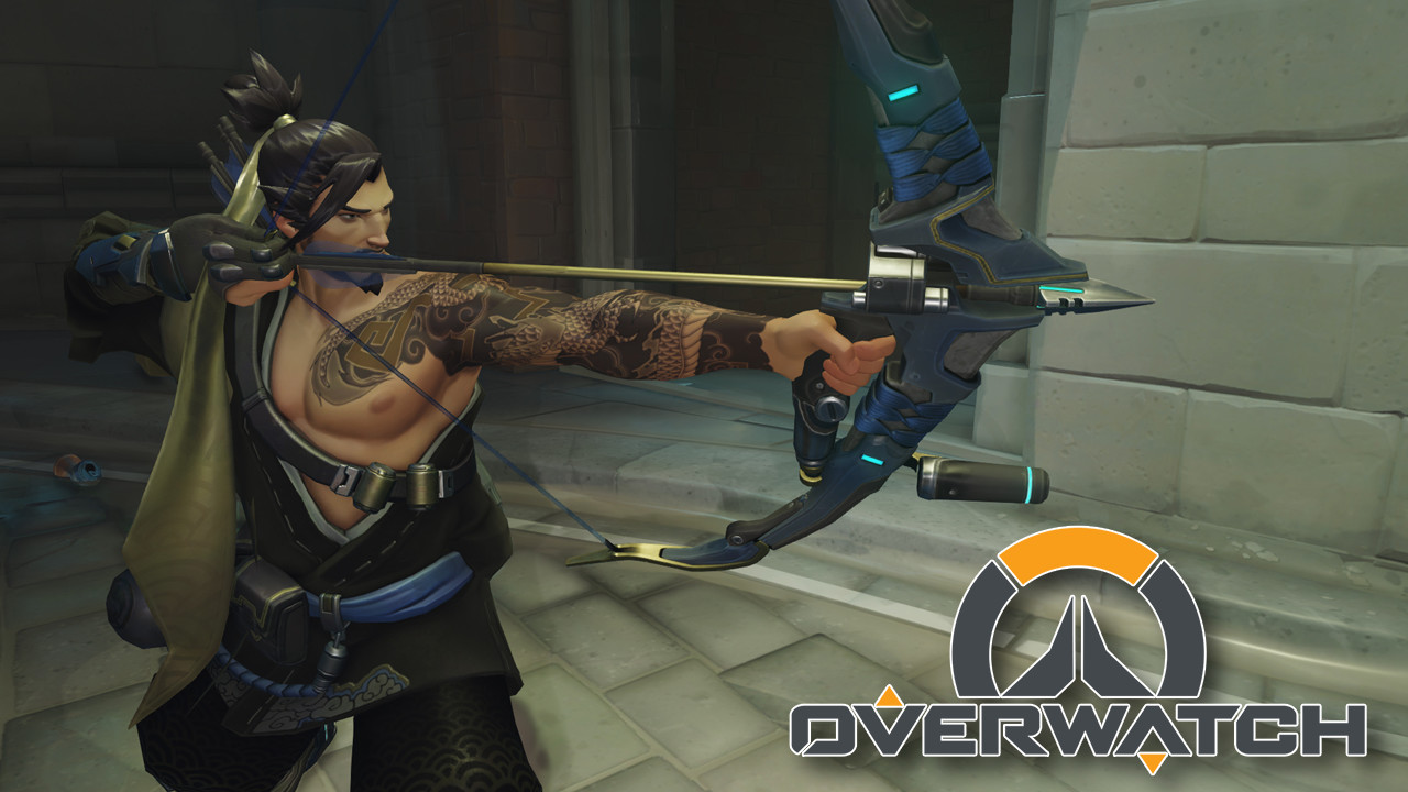 Overwatch PTR Update: Hanzo