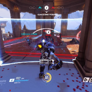 Overwatch Pistola