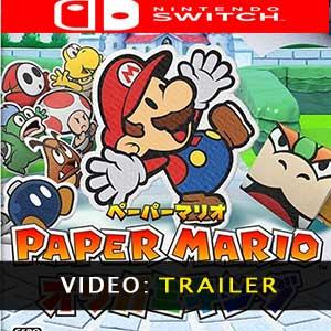 Comprar Paper Mario The Origami King Nintendo Switch Barato comparar precios