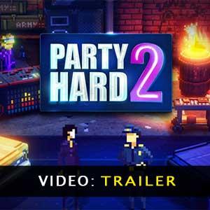 PARTY HARD 2 Vídeo del tráiler
