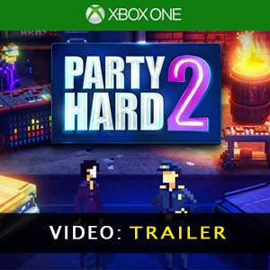 PARTY HARD 2 Vídeo del tráiler
