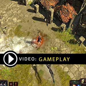 Path of Exile 500 Points GameCard Gameplay Video