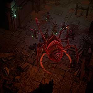 Pathfinder Wrath of the Righteous Araña Gigante