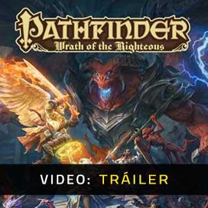 Pathfinder Wrath of the Righteous Vídeo En Tráiler