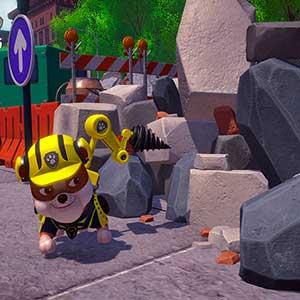 PAW Patrol The Movie Adventure City Calls Rubble