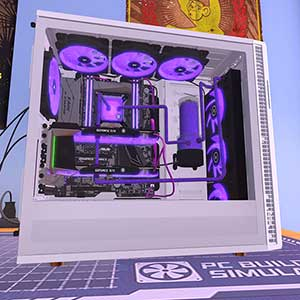 PC Building Simulator Sintonizador De GPU