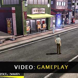 Persona 4 Golden Gameplay Video
