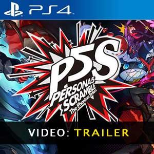 Comprar Persona 5 Scramble The Phantom Strikers Ps4 Barato Comparar Precios