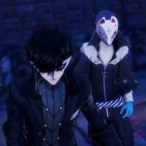 Persona 5 Strikers Personajes