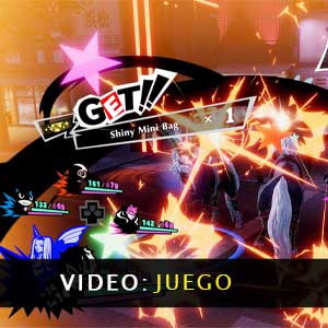 Persona 5 Strikers Video de juego