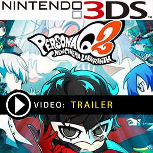 Persona Q2 New Cinema Labyrinth Nintendo 3DS Digital Download und Box Edition