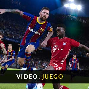 PES 2021 Season Update gameplay video