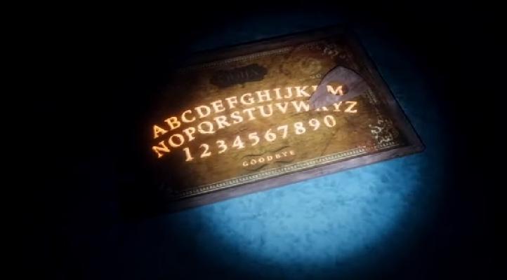 Phasmophobia Ouija