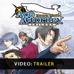 Comprar Phoenix Wright Ace Attorney Trilogy CD Key Comparar Precios